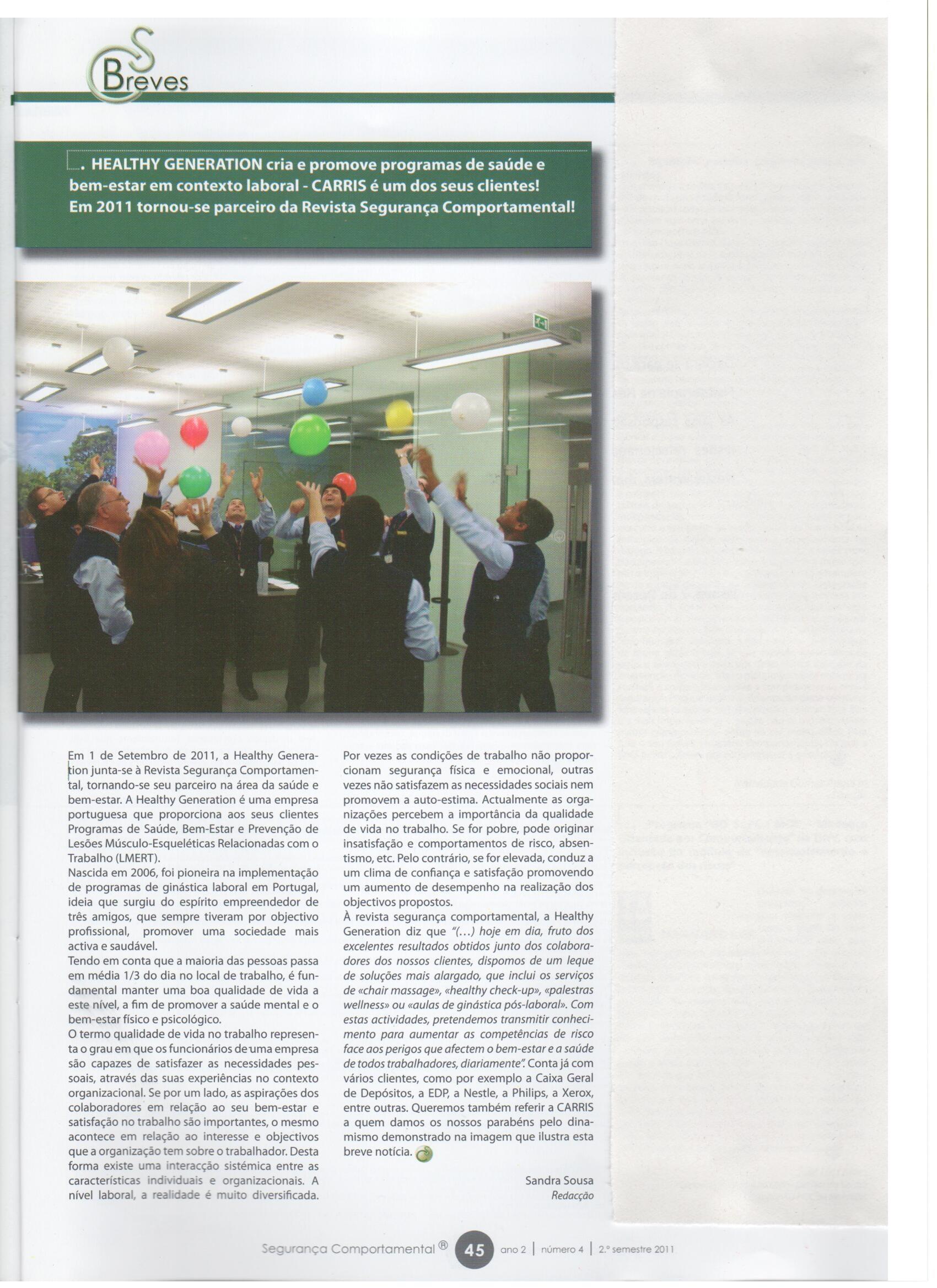 Artigo HG Revista Segurança Comportamental